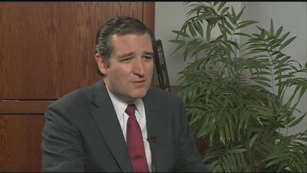 Ted Cruz sits down with WMUR