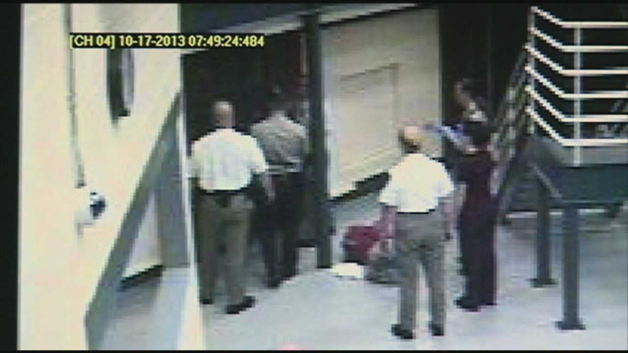 Key moments missing in surveillance video related to inmate's injuries