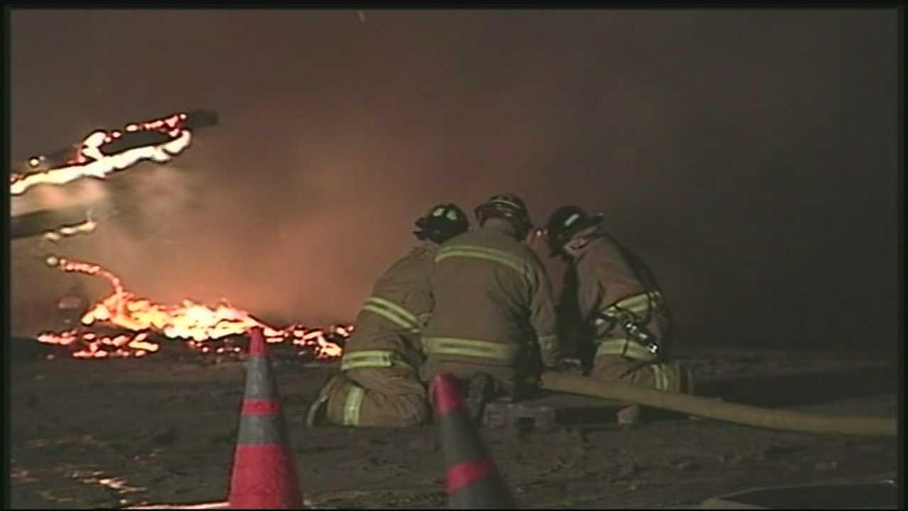 Volunteer firefighter shortage