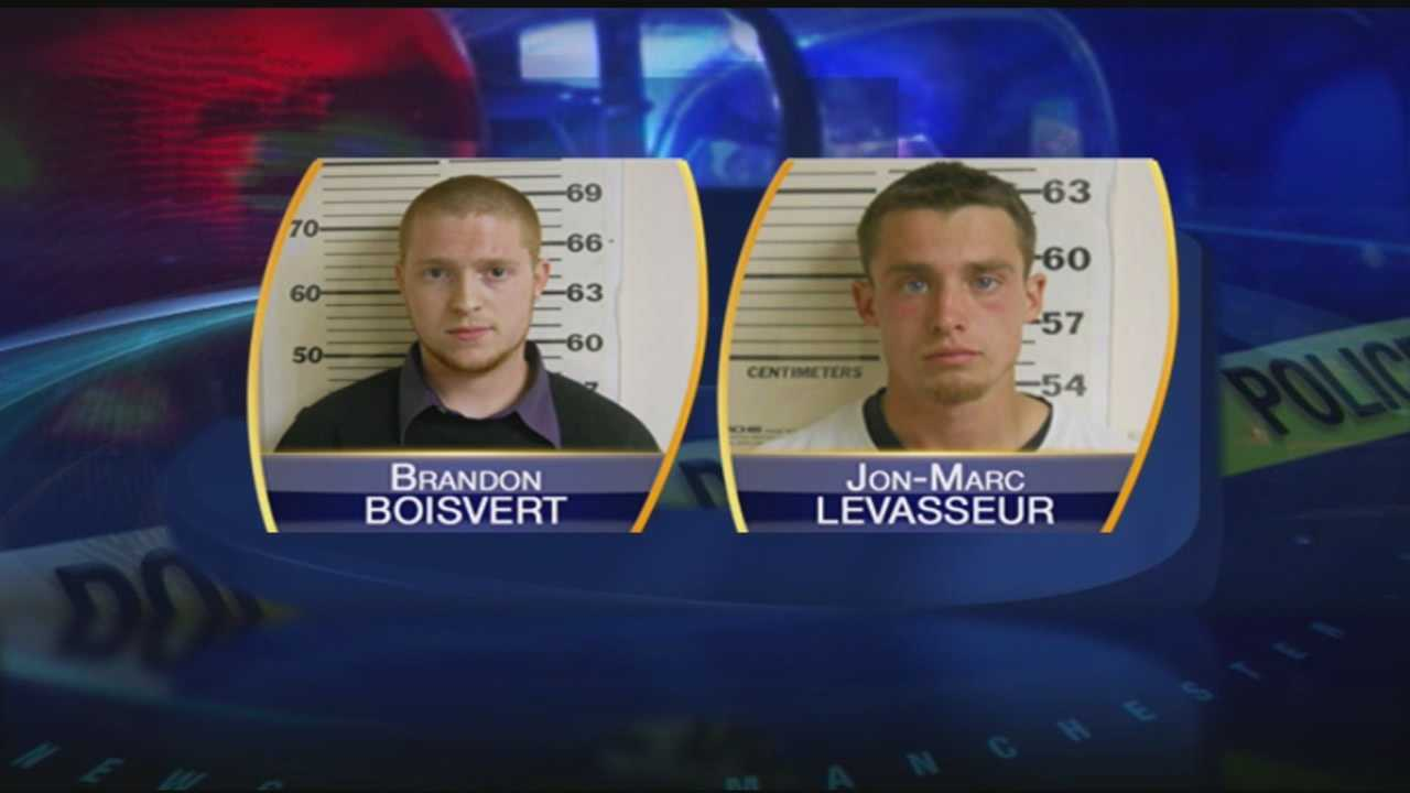 2 charged after police say drugs found in apartment