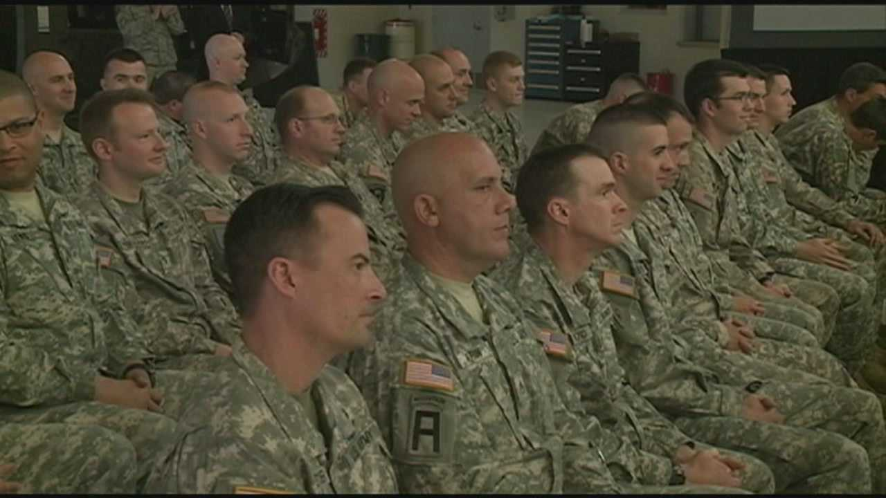 No NH National Guard members currently deployed