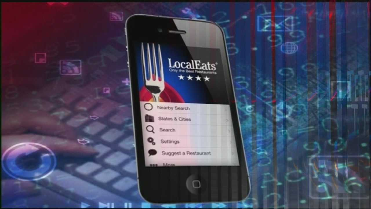 Local Eats app helps user find local, authentic cuisine around the globe.