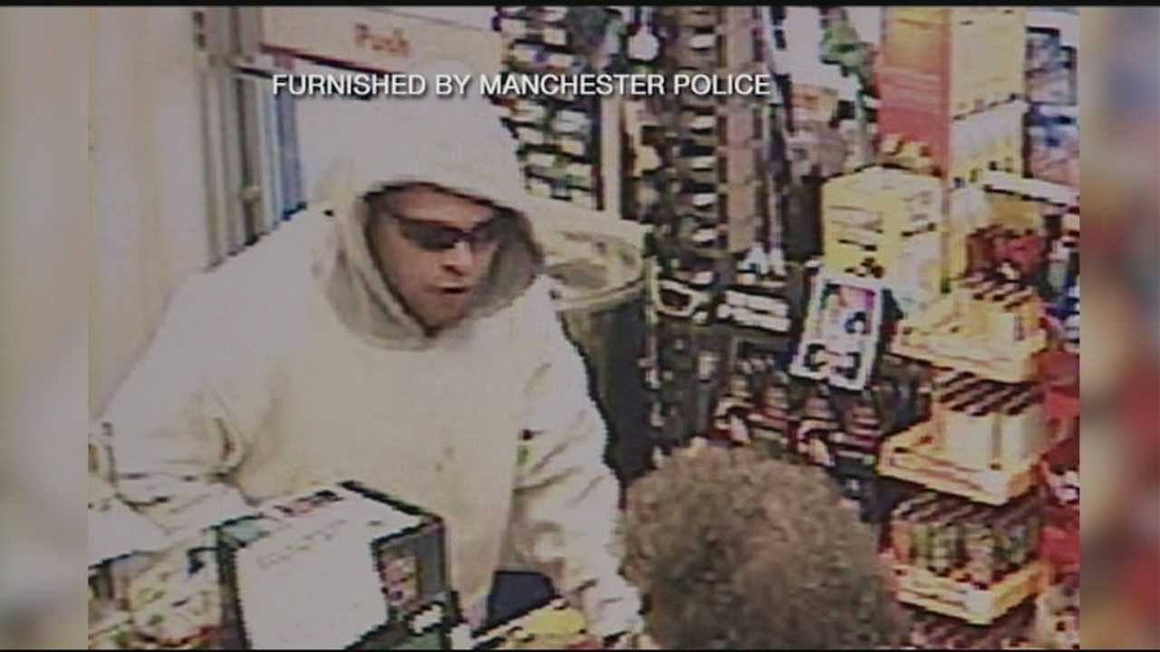 Police asking for help in identifying armed robbers