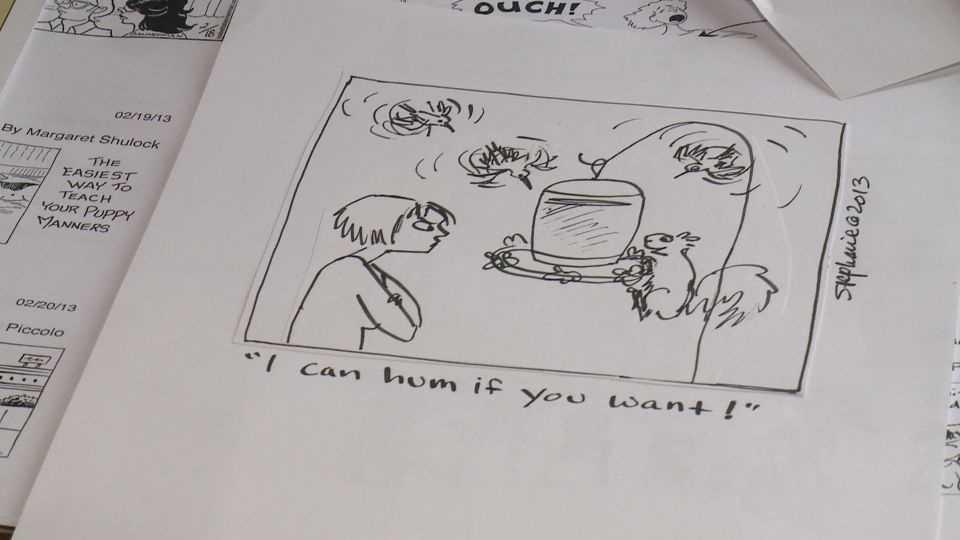NH Cartoonists