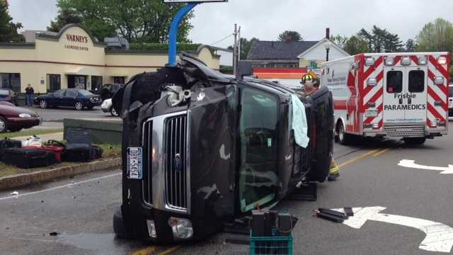 Rochester crash