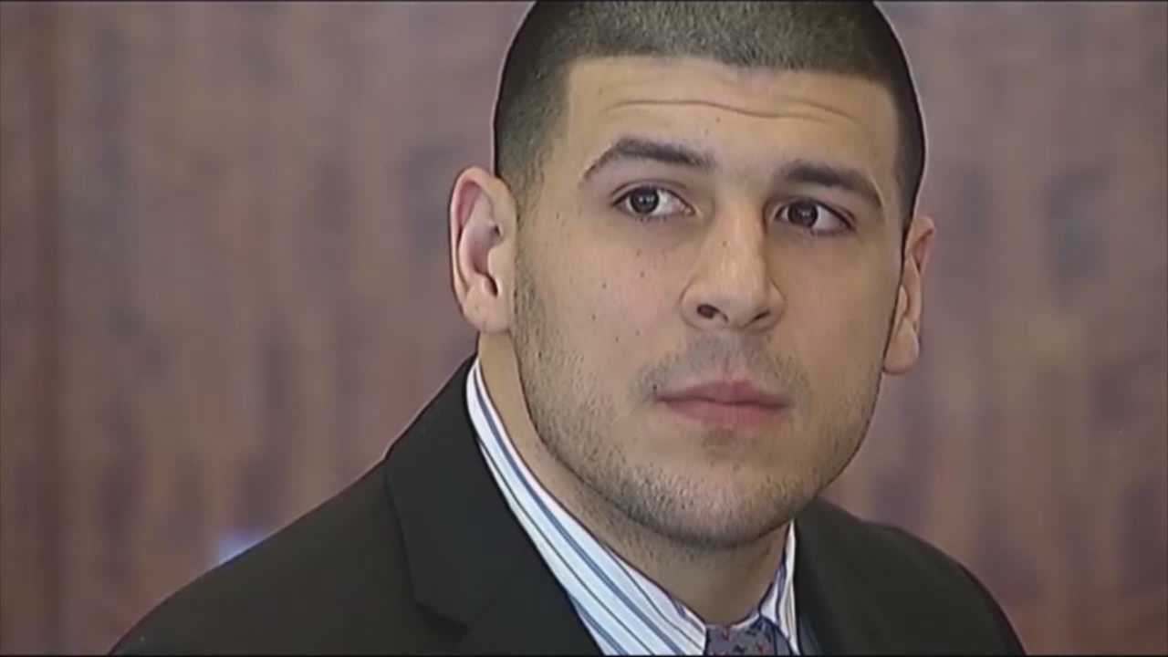 Aaron Hernandez in court on new murder charges