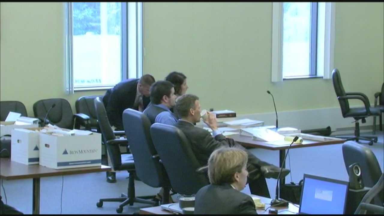 Opening statements in Mazzaglia case