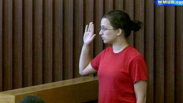 Kat McDonough sworn in