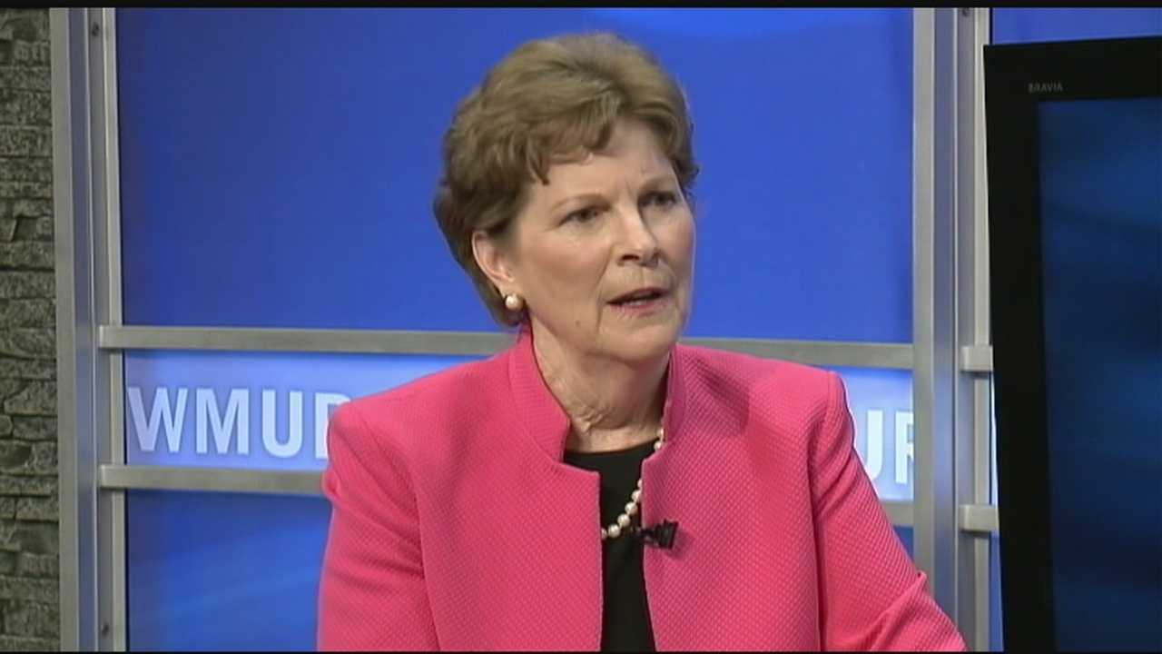 Shaheen talks about top issues of day on 'CloseUP'