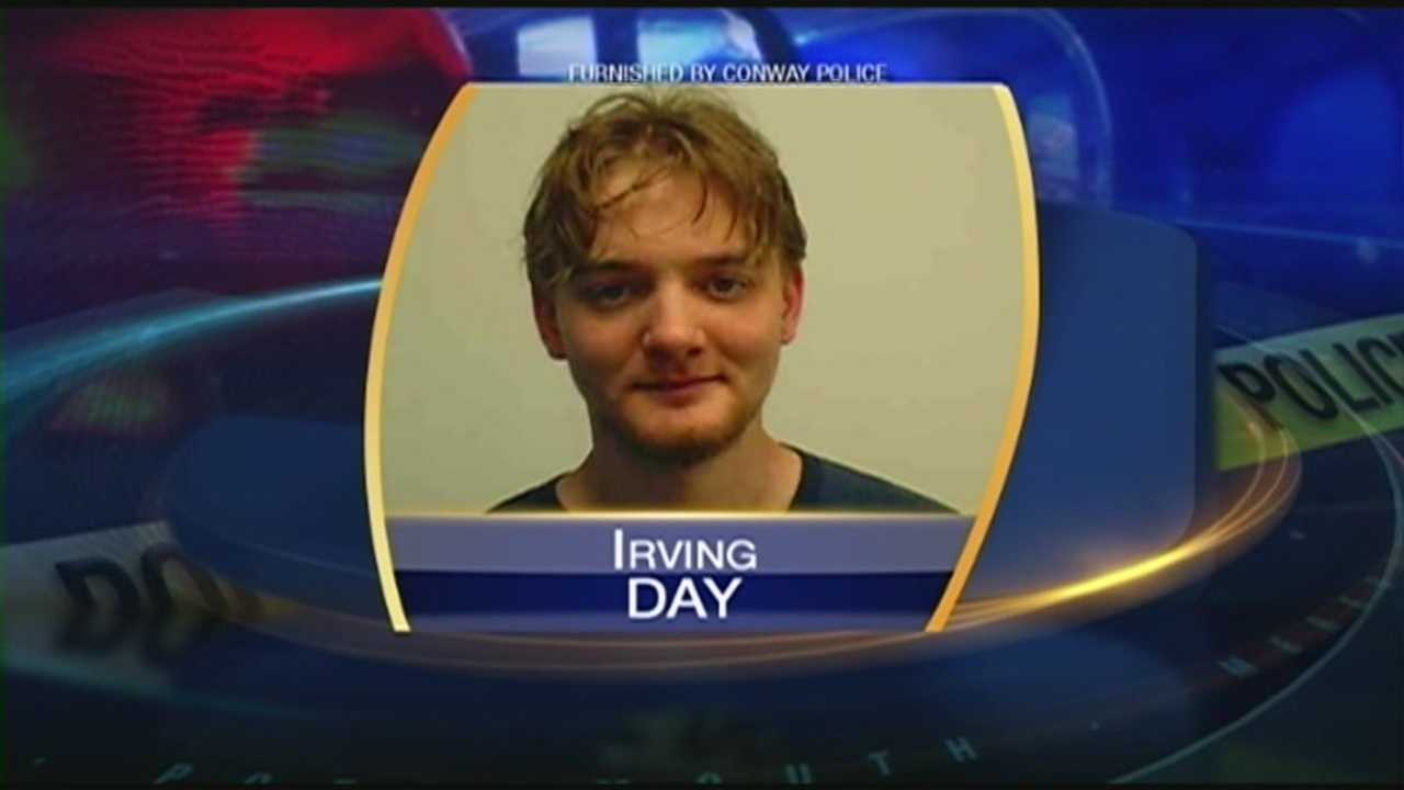 Conway resident kicks intruder out of home