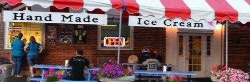 14 tie. Ice Cream Machine in Charlestown