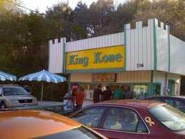 8. King Kone in Merrimack