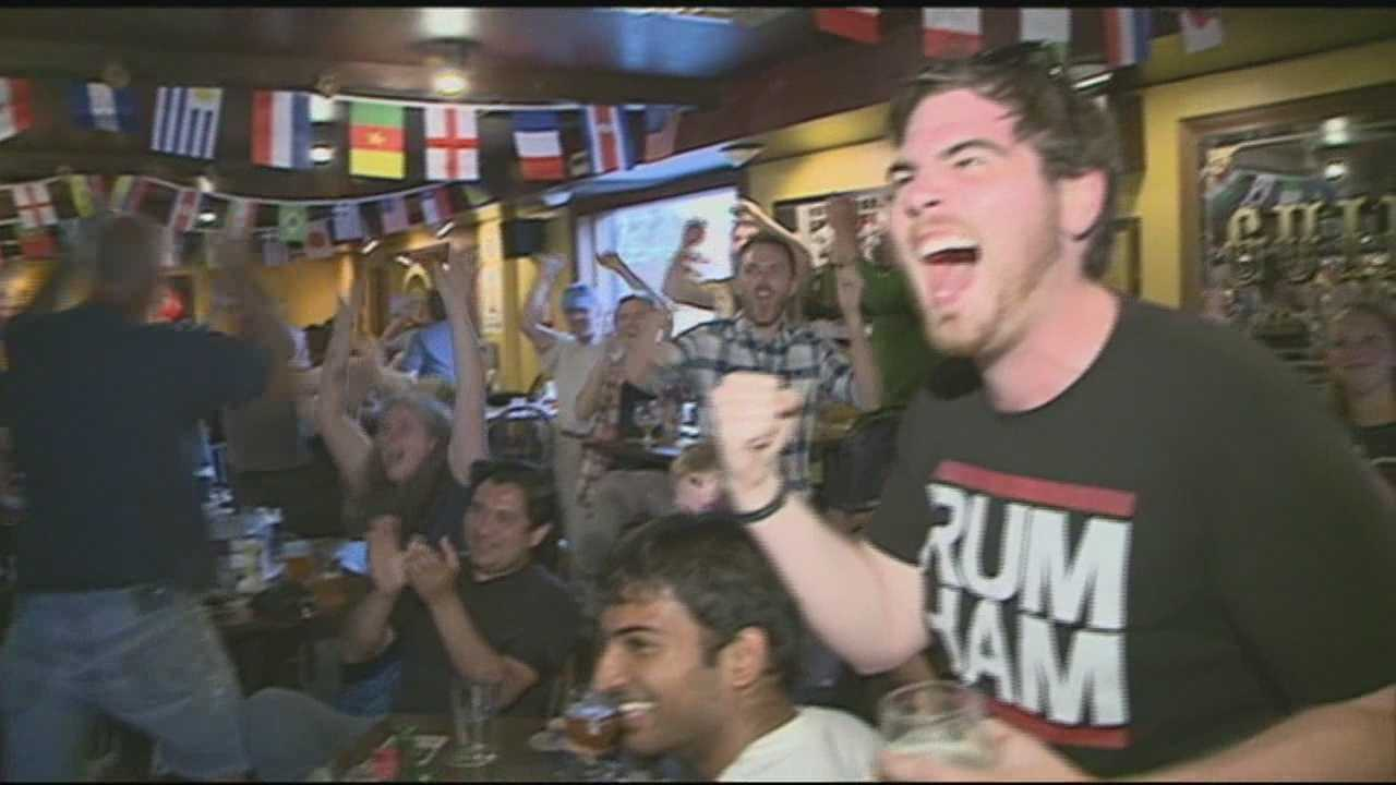 Fans thrilled by World Cup win