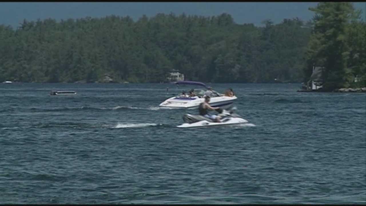 Boating safety urged