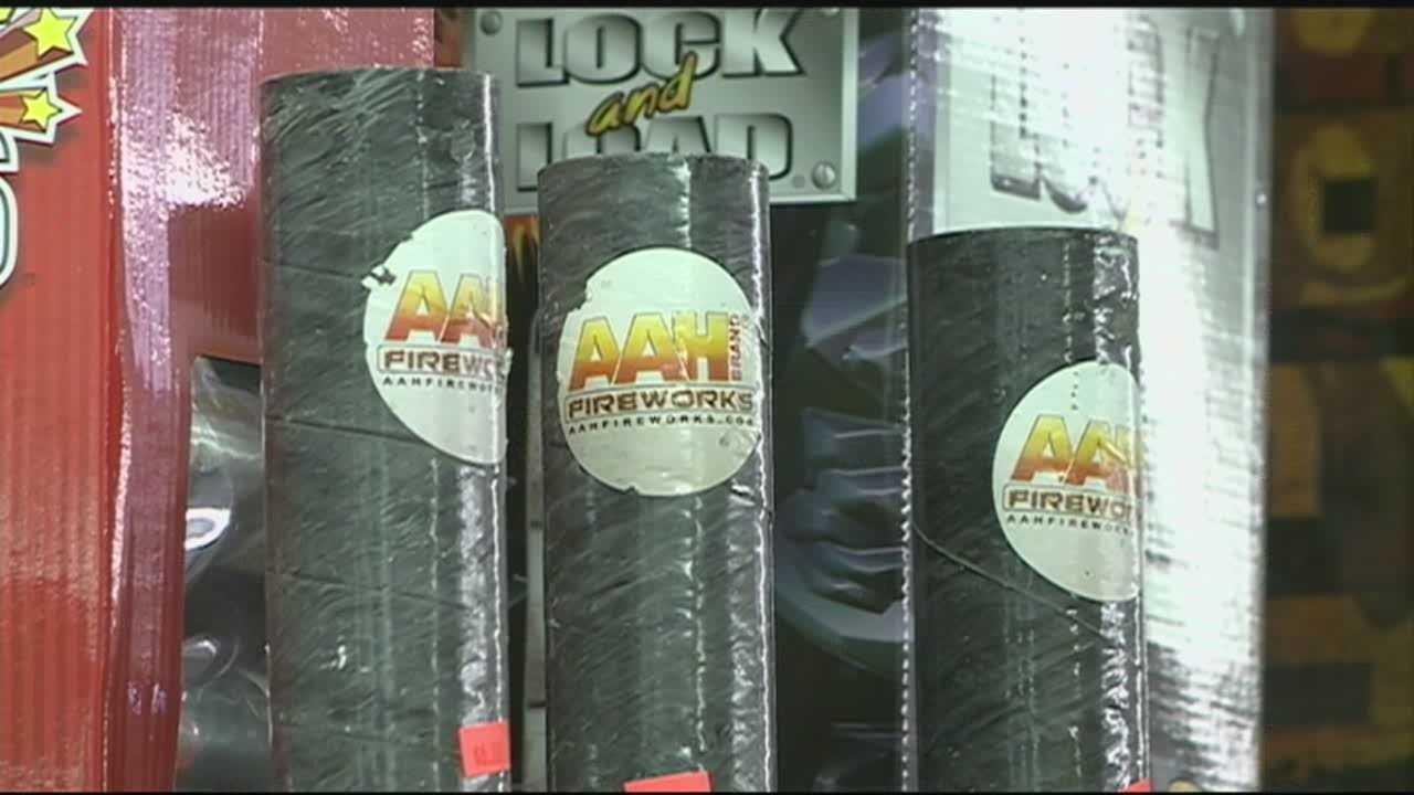 Reloadable mortars blamed for injuries