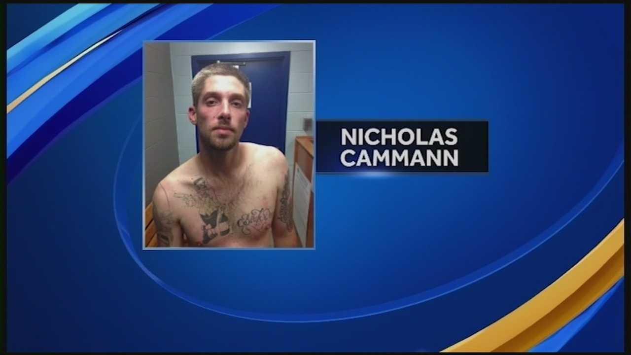 Man arrested after chase, crash