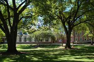 #18 Wheaton College (Massachusetts). Tuition and fees totaled $43,774 for the 2012-13 school year, according the the U.S. Department of Education.
