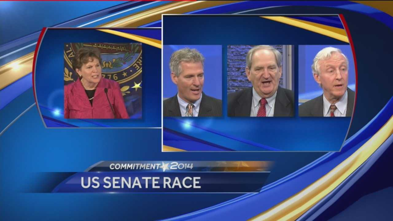 Shaheen leads possible challengers in new poll