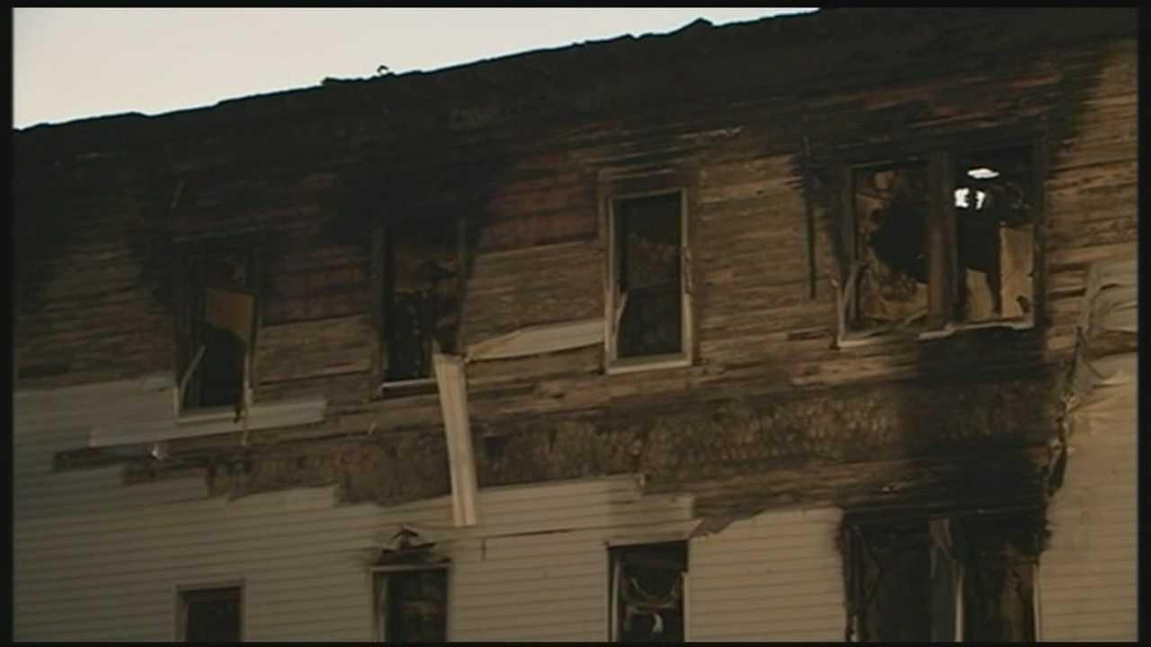 Lowell fatal fire