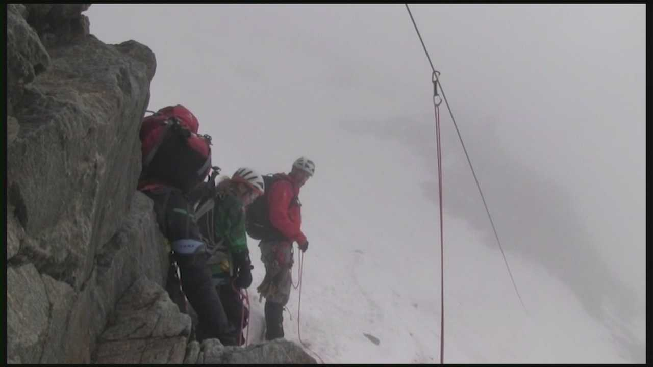 New Hampshire family survives avalanche