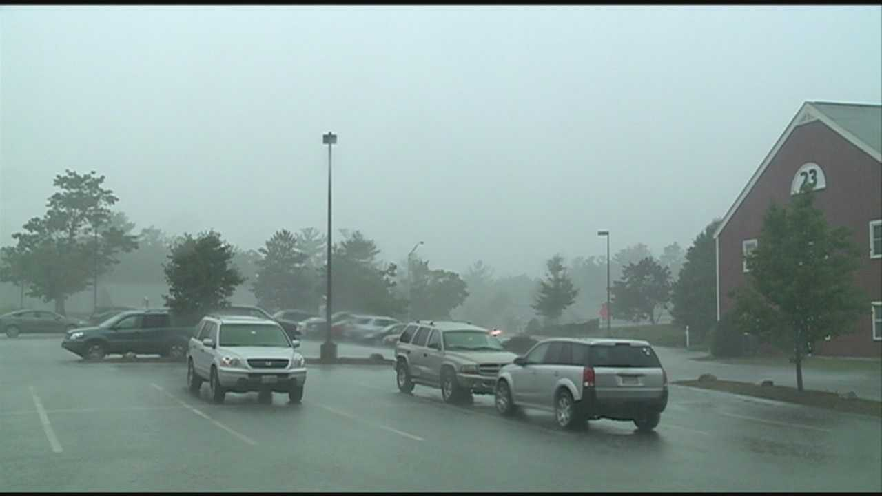 Strong storms hit New Hampshire