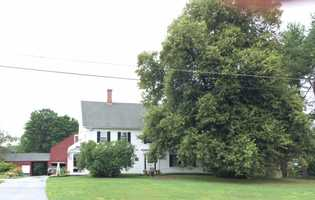 Bartlett brought the linden tree in the front yard home from Philadelphia as a sapling after signing the Declaration of Independence.