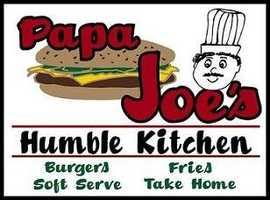 6 tie. Papa Joe's Humble Kitchen in Milford