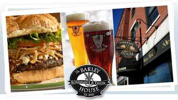 11. The Barley House Restaurant & Tavern in Concord