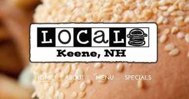 23 tie. Local Burger in Keene