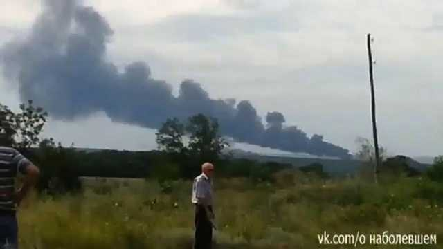 MH17 Crash - 9