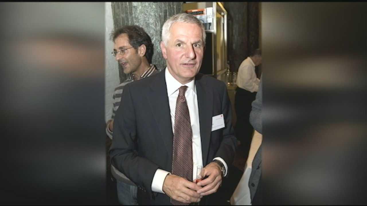 AIDS volunteer Joep Lange killed in Ukraine crash