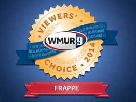 This week, we asked our viewers which restaurant or establishment serves the best frappe in the Granite State! Take a look at the top responses.