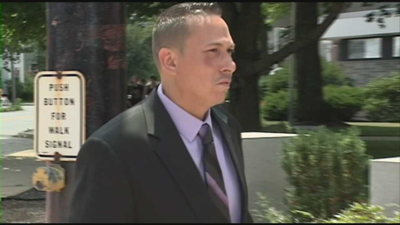 Former police officer pleads guilty to federal charges