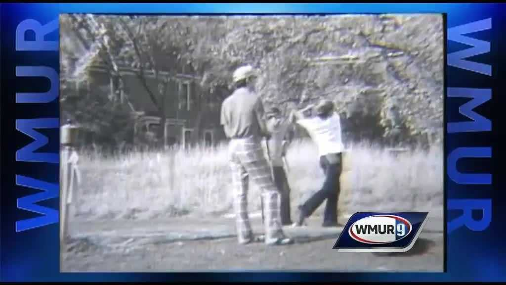 20 - TBT Golfers hit the links in NH in the 1970s