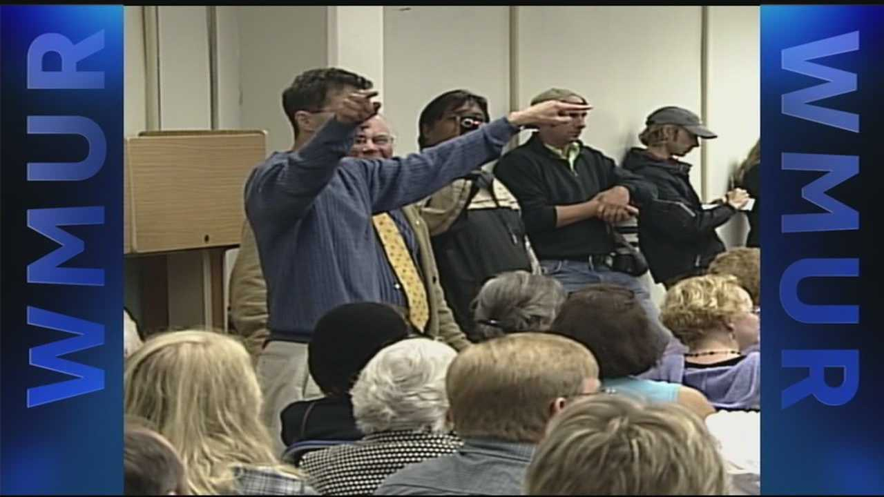 Town hall meetings fading from campaign landscape