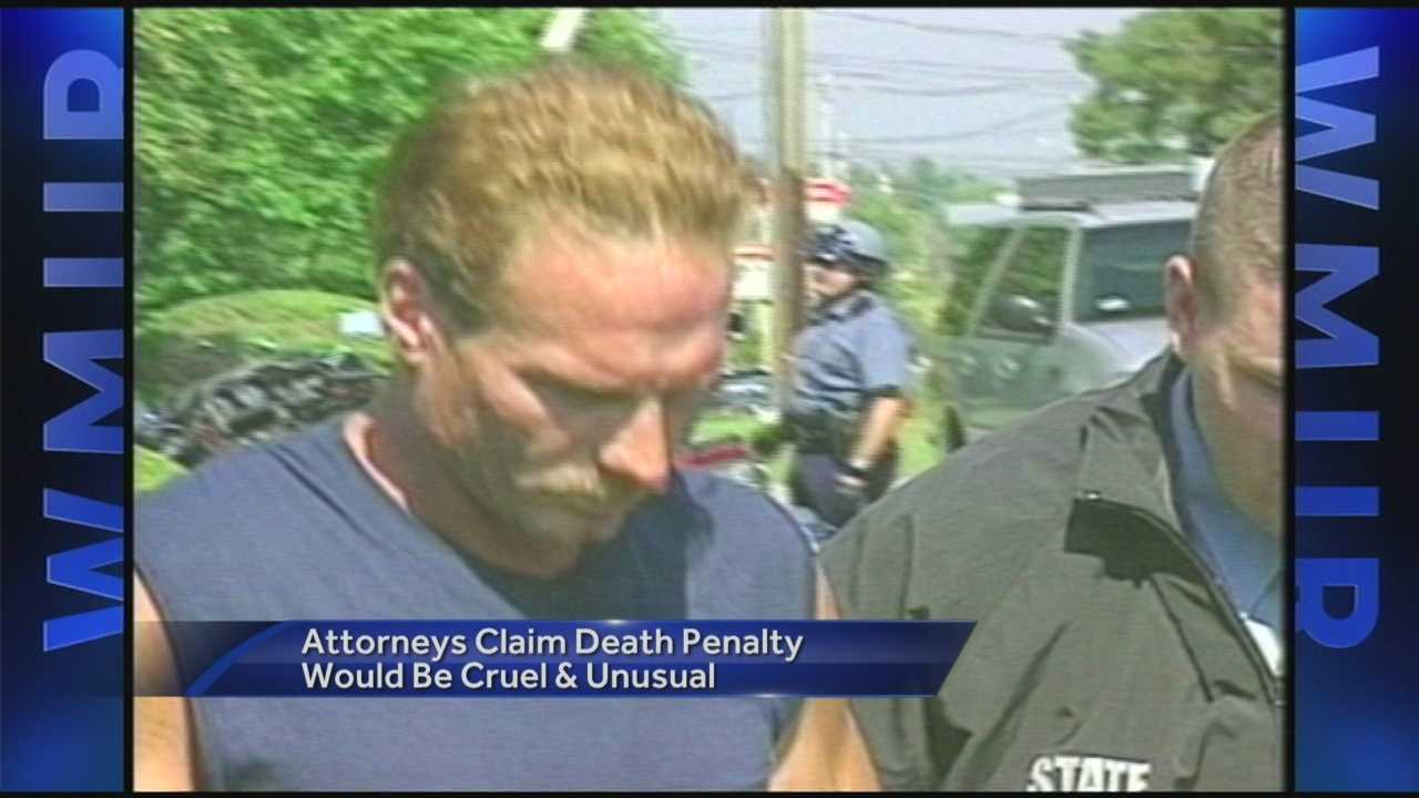 Sampson attorneys say client shouldn't be sentenced to death