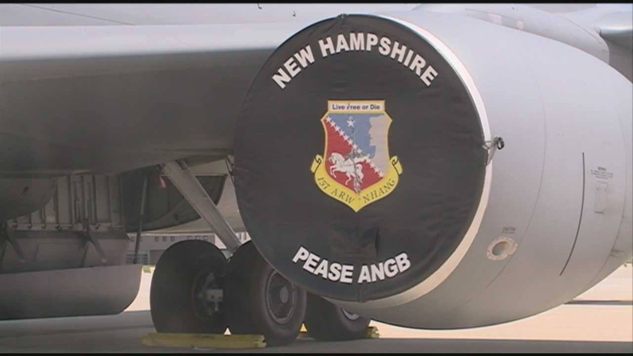 New air refueling tankers coming to Pease