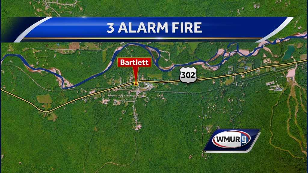 map-Bartlett fire
