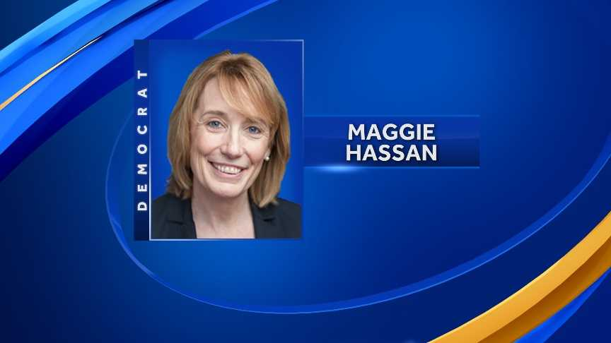 View the candidate bio for Gov. Maggie Hassan.