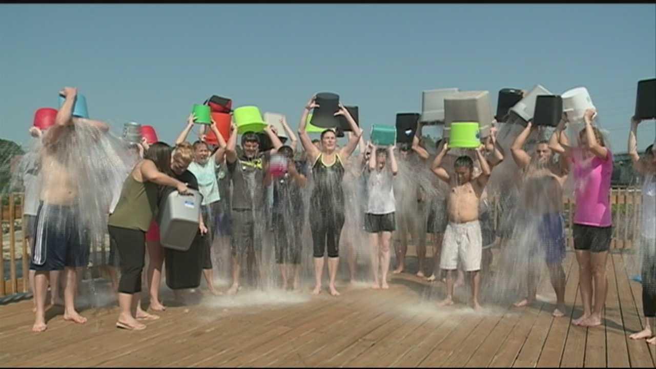 Ice Bucket Challenge becomes viral phenomenon