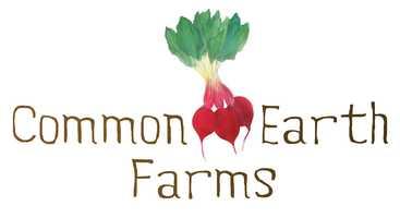 19 tie. Common Earth Farms in Bedford