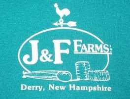 9 tie. J&F Farms in Derry