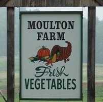 4 tie. Moulton Farm in Meredith