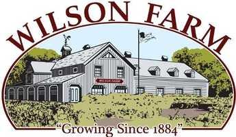 4 tie. Wilson's Farm in Litchfield