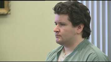"""Seth Mazzaglia was convicted in the 2012 murder of 19-year-old UNH student Elizabeth """"Lizzi"""" Marriott. His former girlfriend, Kathryn McDonough, testified that Mazzaglia killed and raped Marriott before they dumped her body in the Piscataqua River."""