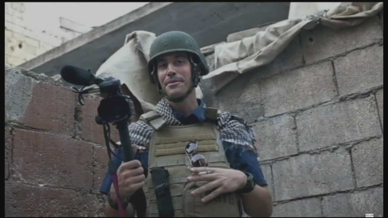 International investigation underway to find James Foley's killer