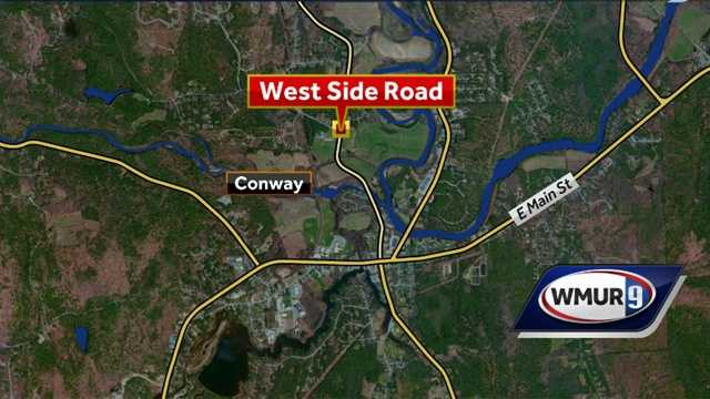West Side Road In Conway
