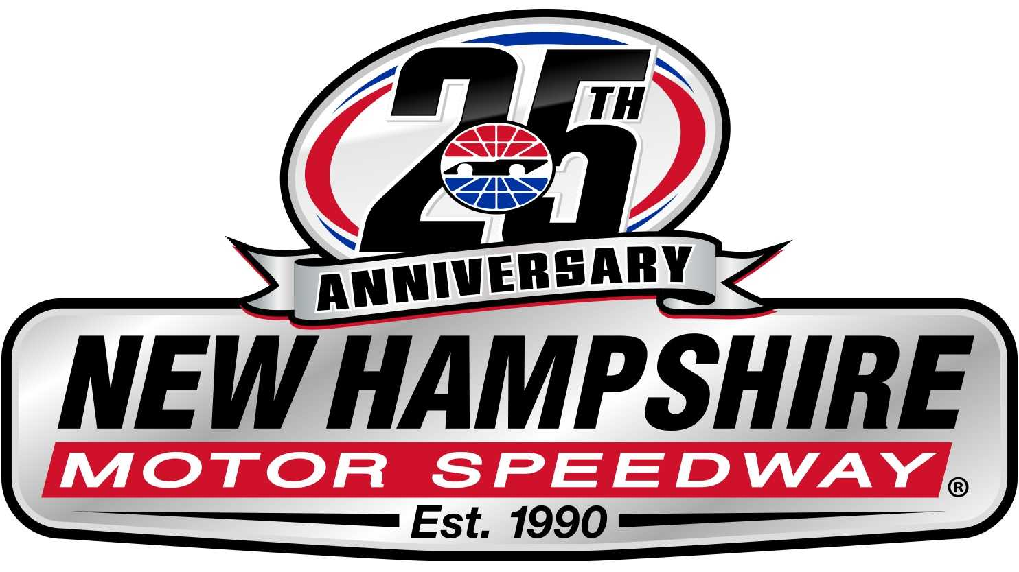 NHMS 25th anniversary logo