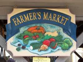 Tie-8) Wakefield Marketplace Farmers' Market