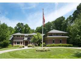 Take a tour of this 5-bedroom home in Stratham that's on the market for $2,385,000.
